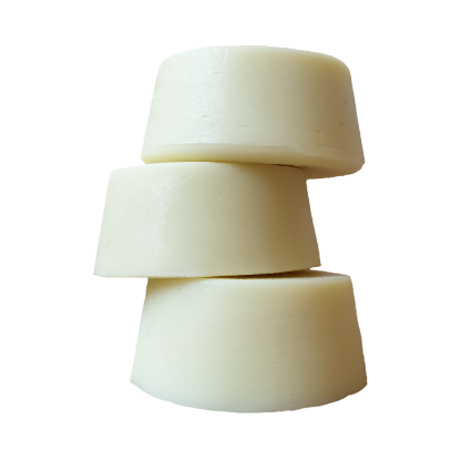 3 stack vegan solid conditioner bars palm oil free australian made hand made plastic free